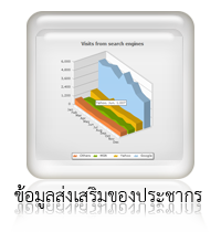 report promotion data icon